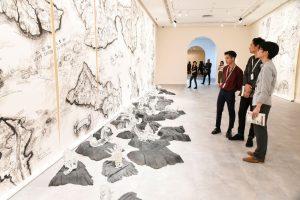 Singapore Biennale Qiu Zhijie