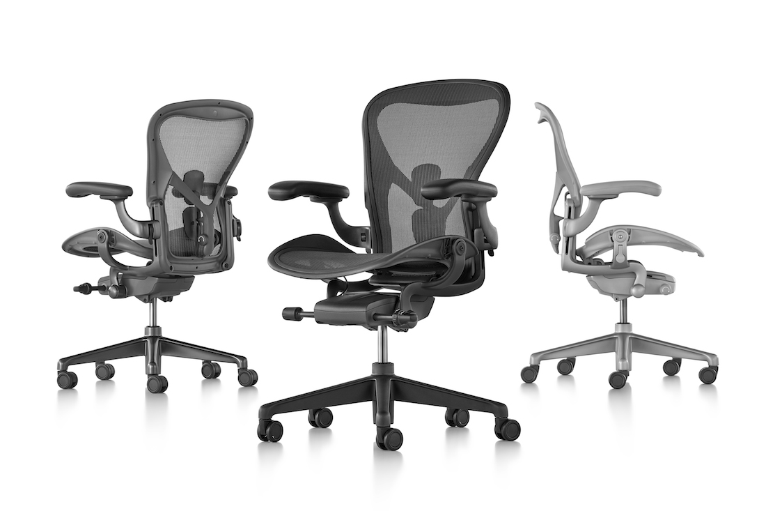 Aeron Remastered INDESIGNLIVE SINGAPORE Daily Connection To Architecture