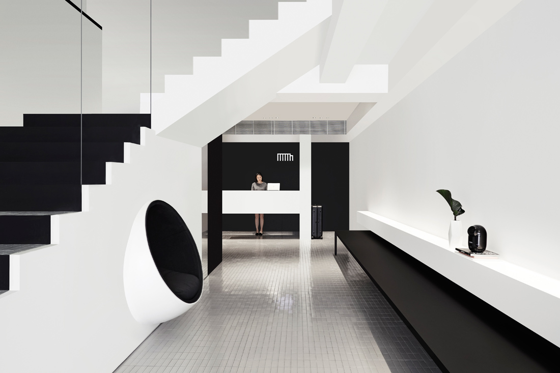 Hotel For The Modern Minimalist Indesignlive Singapore Daily