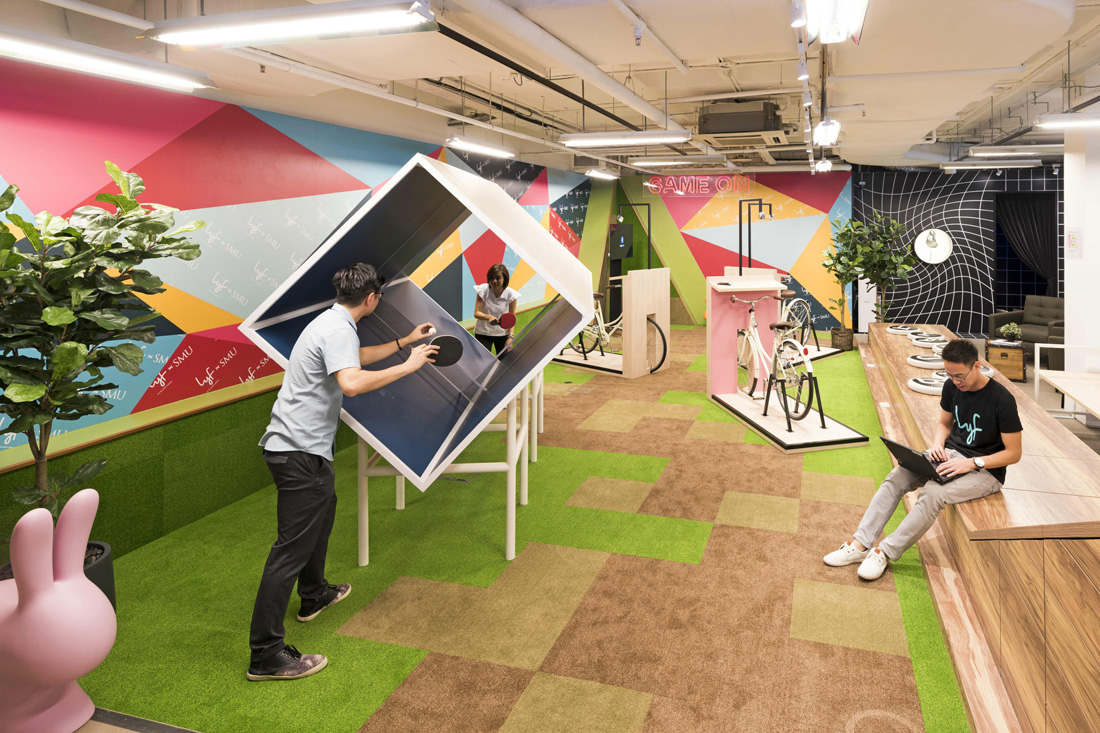 How will Millennials Live and Work Together INDESIGNLIVE