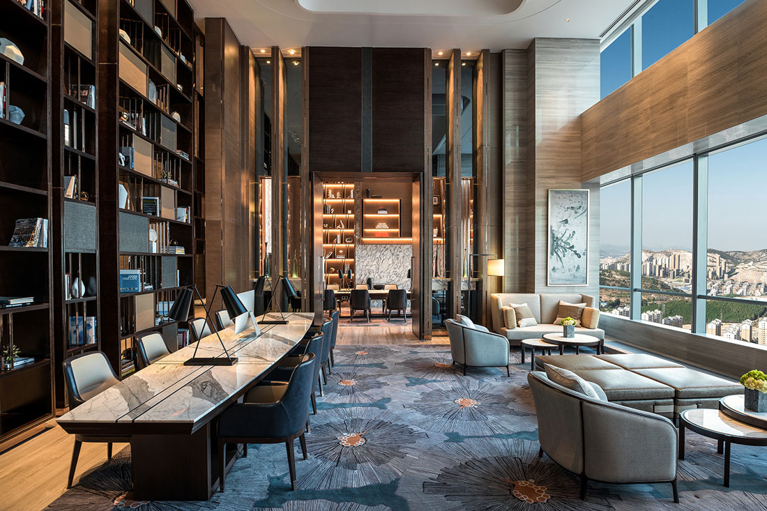 Wilson Associates Holistic Approach At Hilton Jinan South