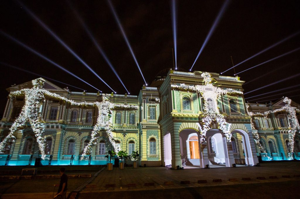 A Decade of Singapore Night Festival - INDESIGNLIVE SINGAPORE | Daily Connection to Architecture and Design
