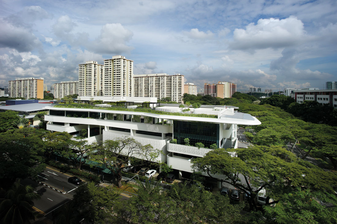 Singapore s new guard 20 architects under 45 for Top architects in singapore