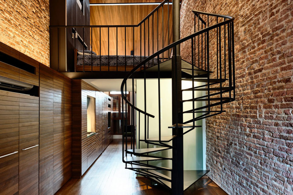 Upstairs Downstairs A Live Work Shophouse By Hyla