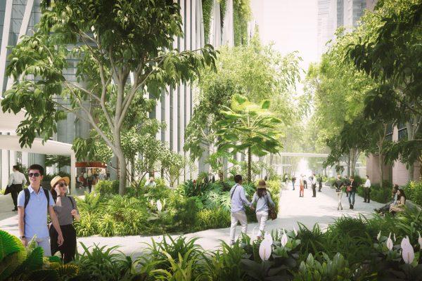 Carlo Ratti And BIG Design A Verdant Tower For Singapore