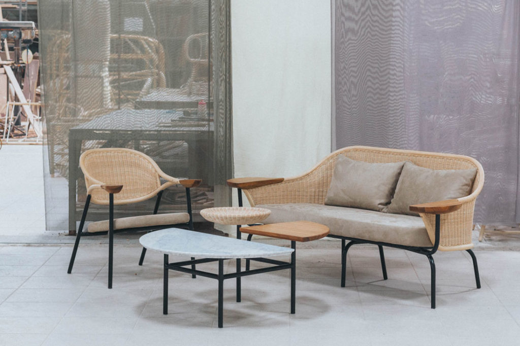 New Rattan Furniture From Indonesia   Indesignlive Singapore