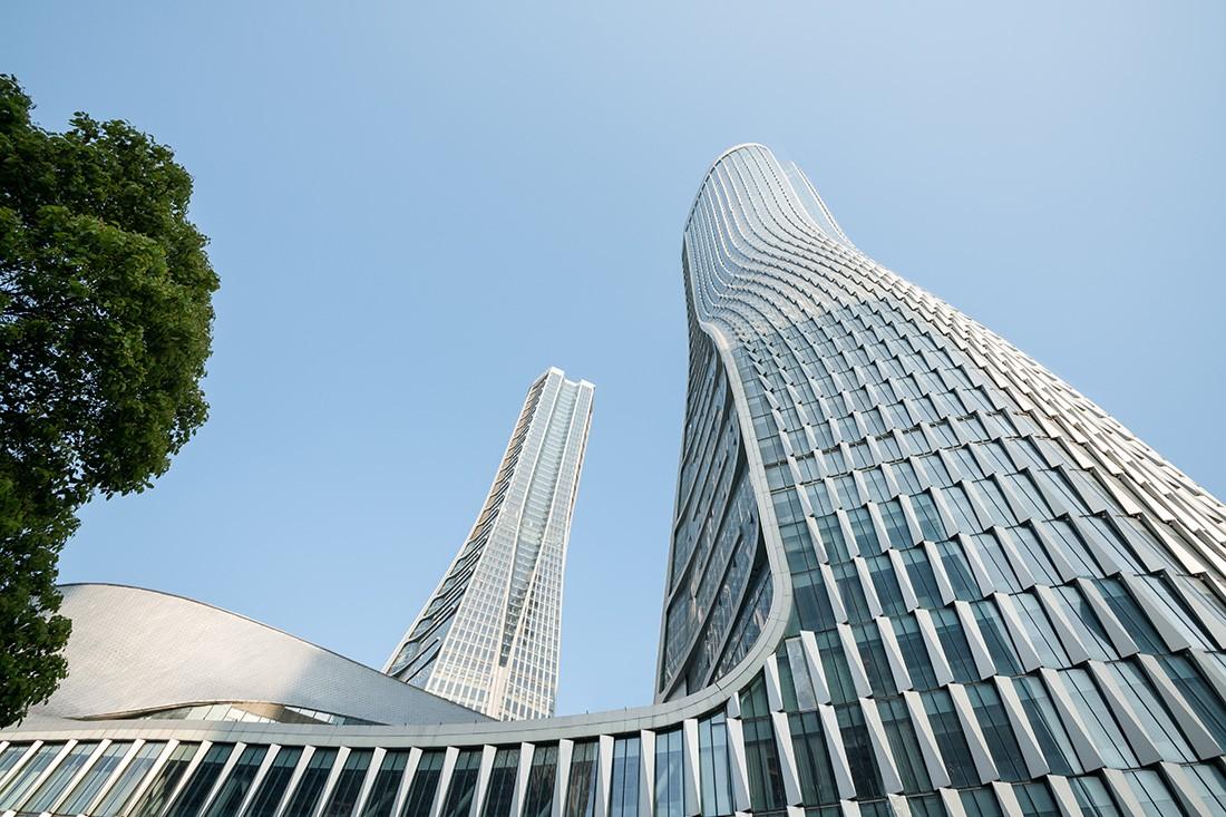 Caroline_Bos_UNStudio c Seth Powers Raffles City Hangzhou
