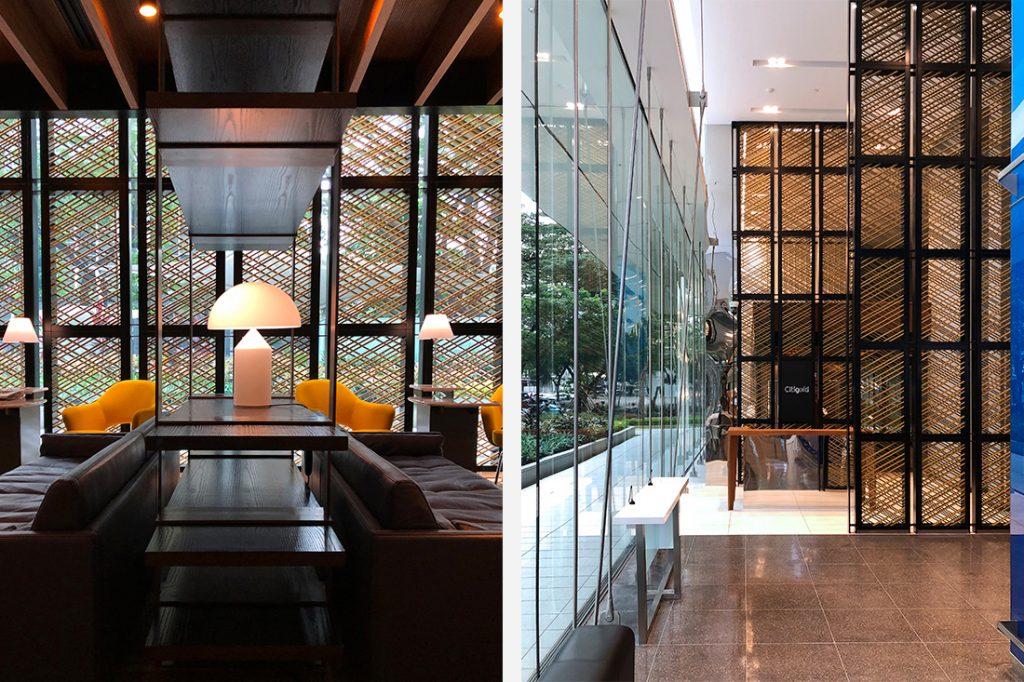 Citi Bank Jakarta HOLA Lounge Entry