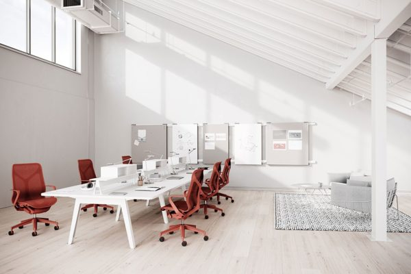 Herman Miller Cosm Clubhouse