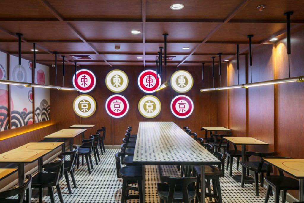 Tokyo Tokyo Tables Rows
