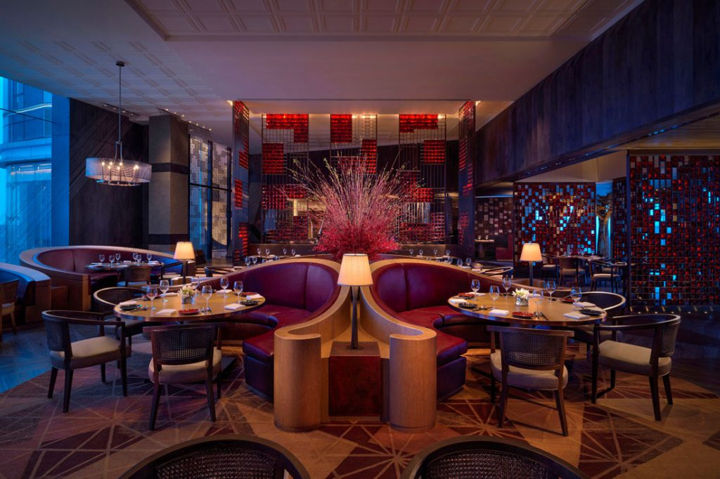 Grand Hyatt Xian Chinese Restaurant Dining Hall
