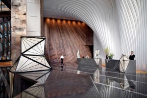 Grand Hyatt Xian Lobby 2