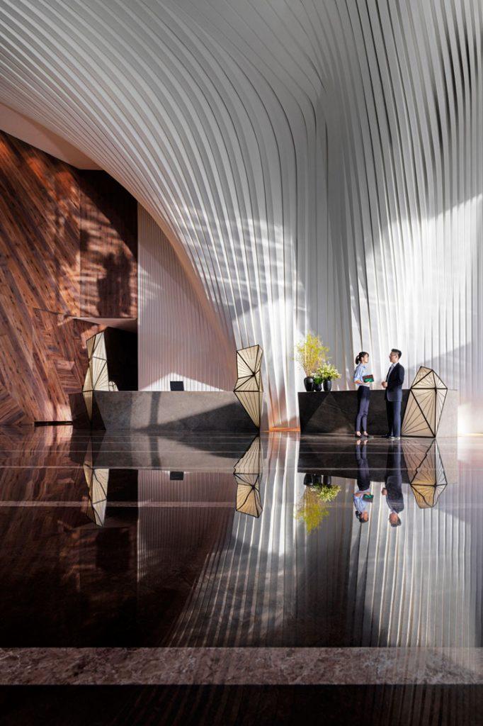 Grand Hyatt Xian Lobby 1