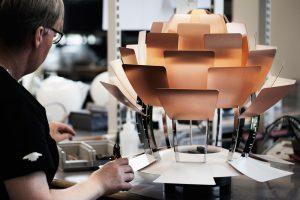 Louis Poulsen Crafting Factory PH Artichoke 5