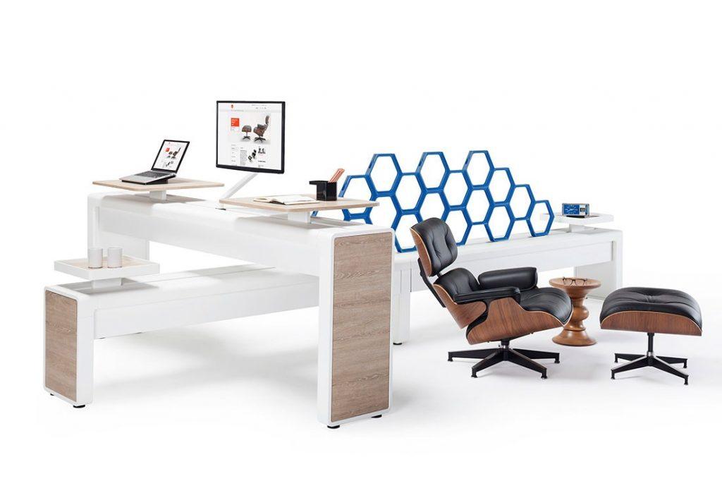 Workstations Herman Miller ARRAS Spine