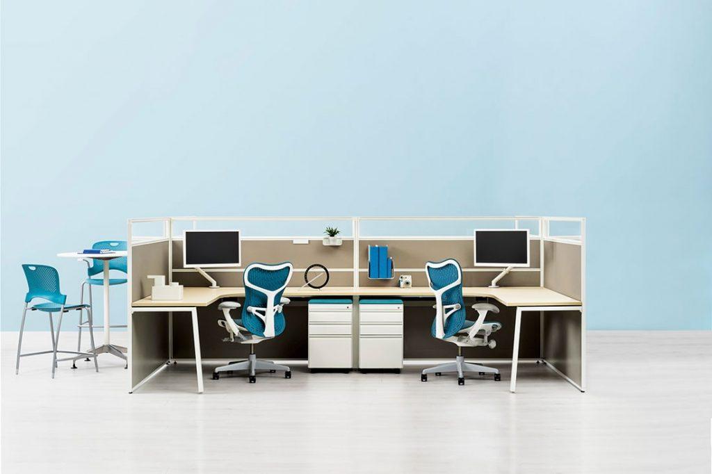 Workstations Herman Miller IMAGINE 2