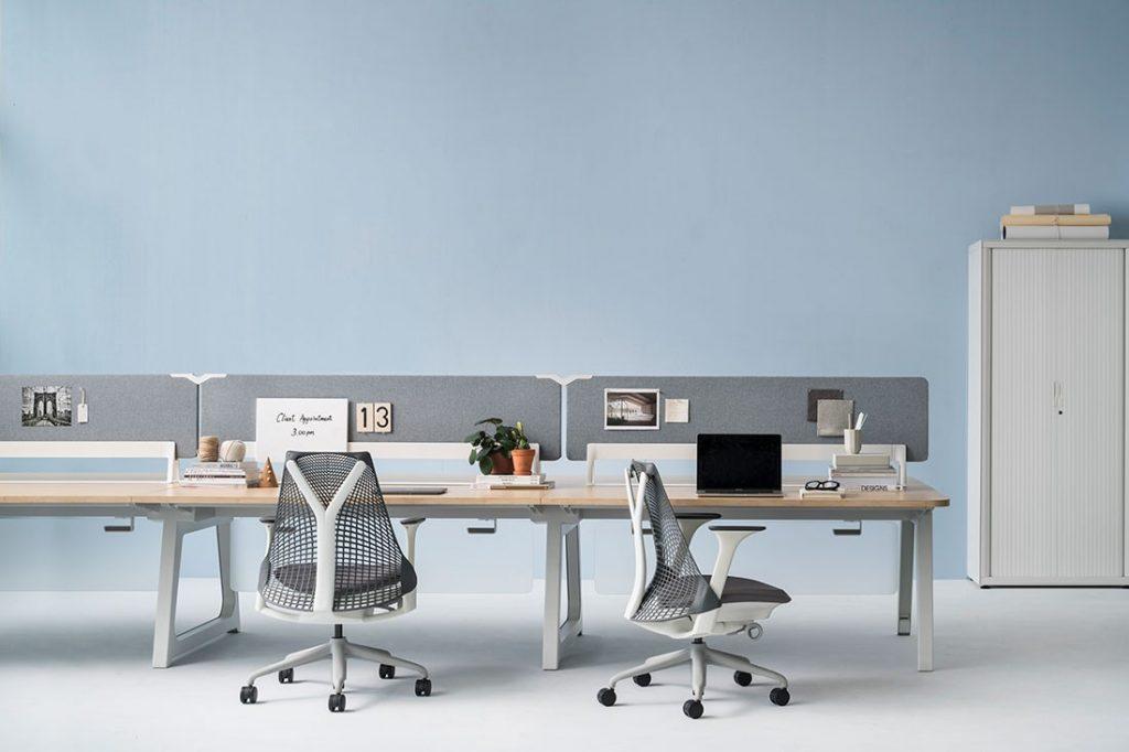 Workstations Herman Miller OPTIMIS