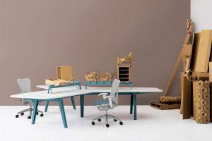 Workstations Herman Miller OPTIMIS 2