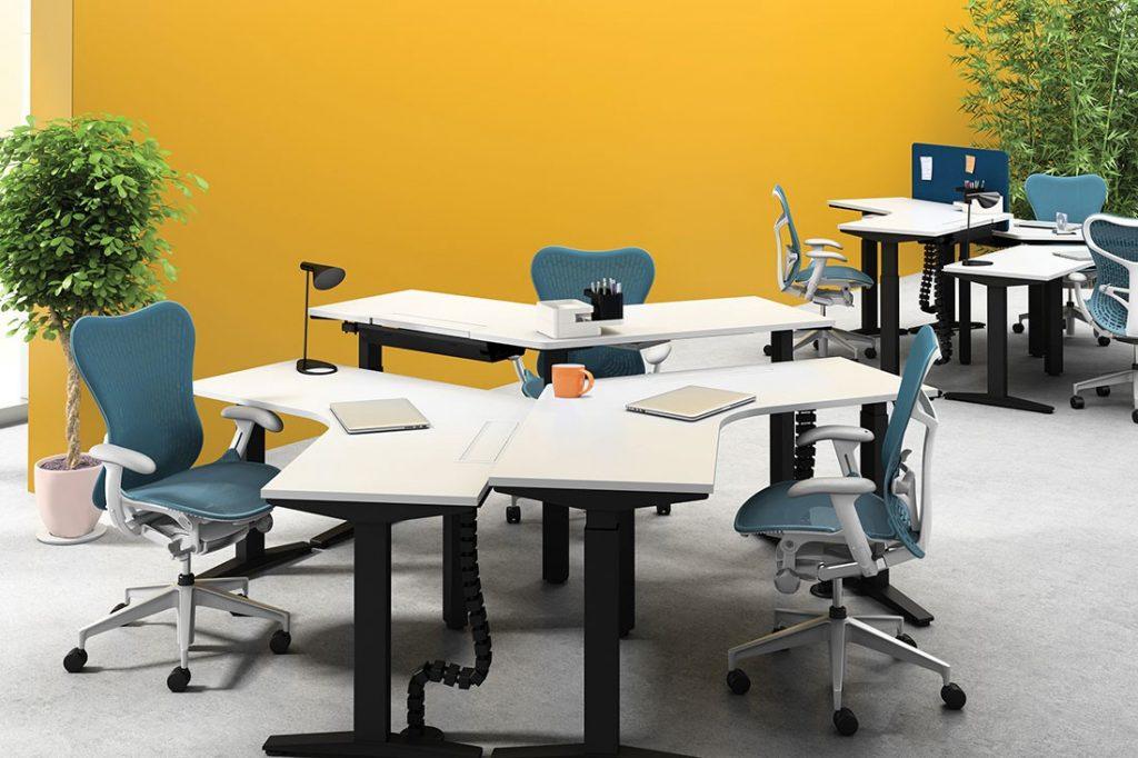 Workstations Herman Miller Ratio 2