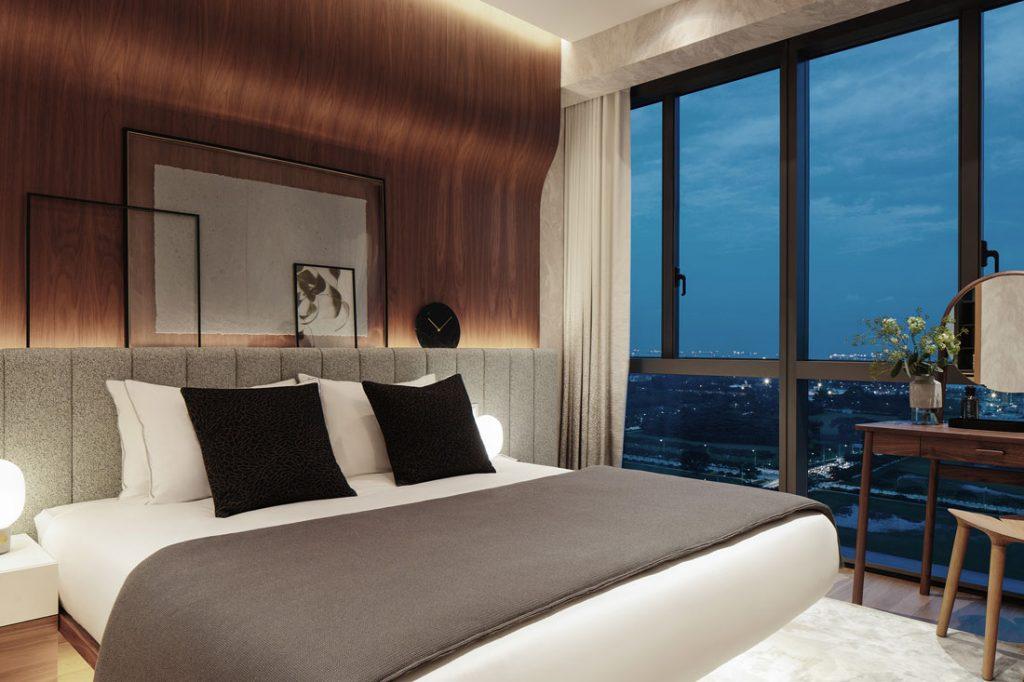 Gabriel Tan Marina One bedroom