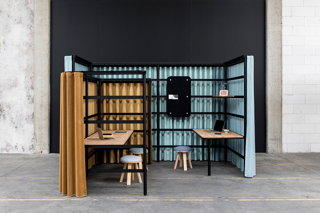 Privacy Please Furniture For Seclusion And Quiet At Orgatec 2018