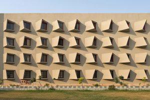 Sanjay Puri Architects The Street bay windows