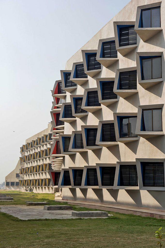 Sanjay Puri Architects The Street windows 2