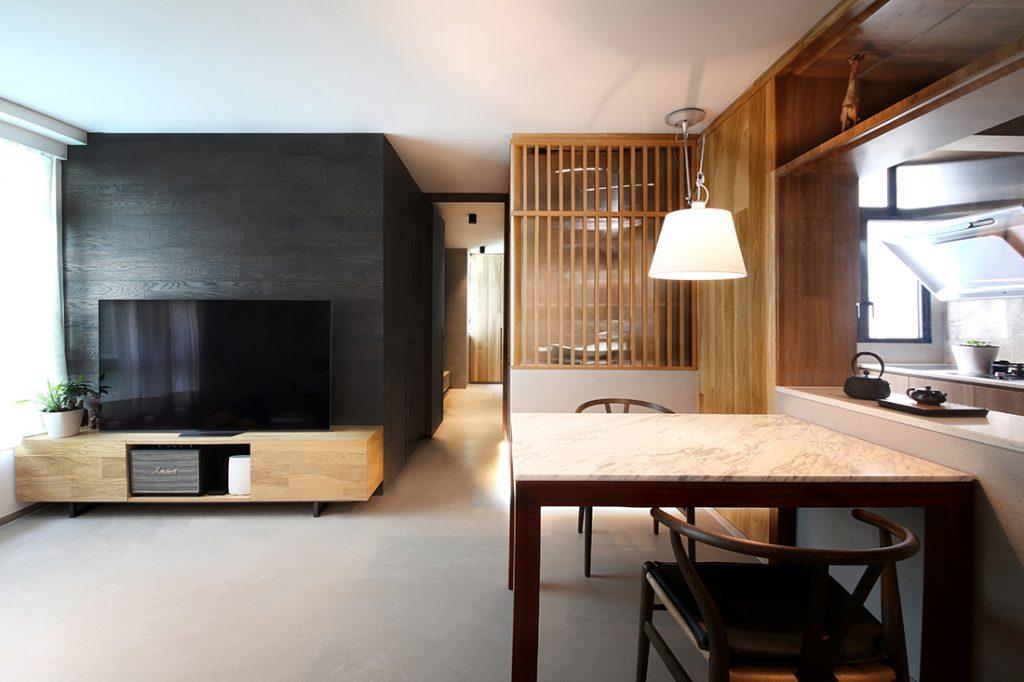 Studio Adjective Taikoo Shing Apartment living