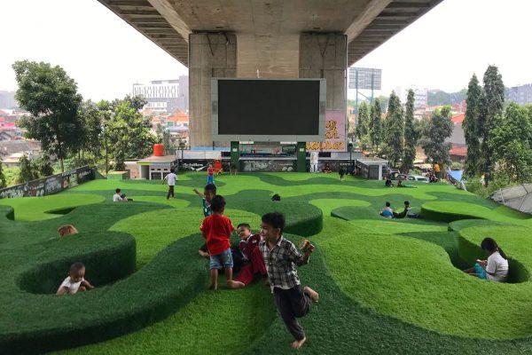 Bandung Film Park by SHAU