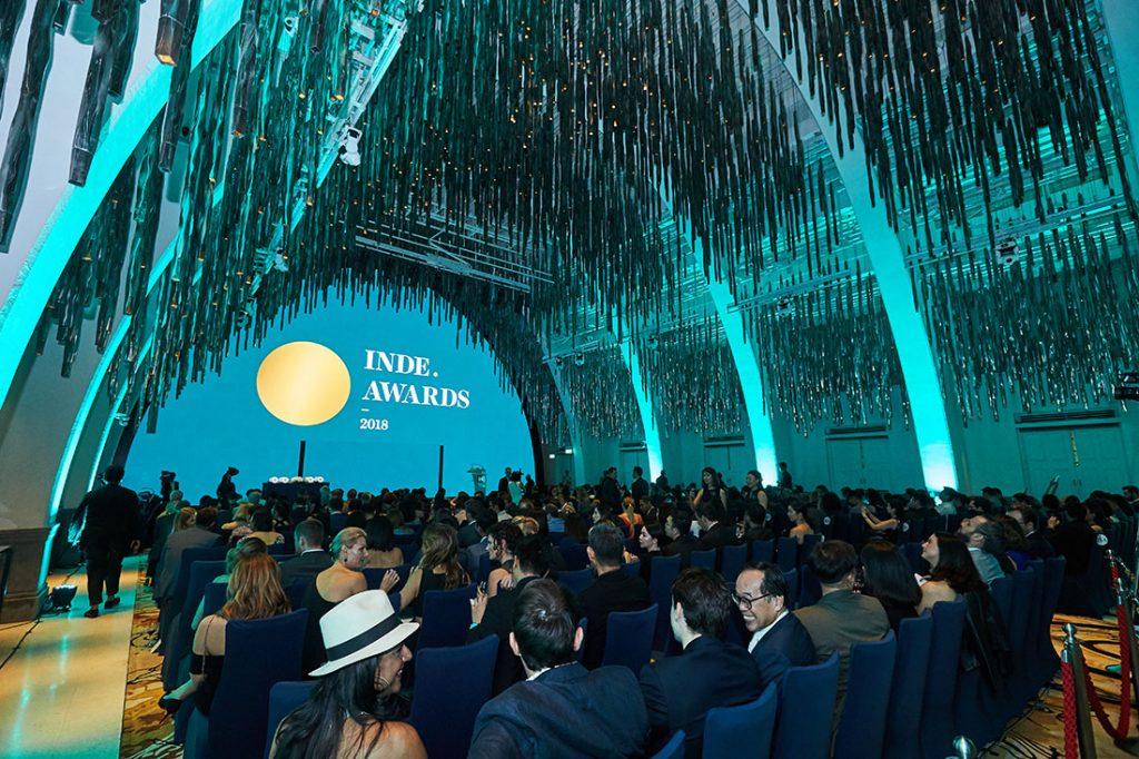 INDE awards 2018 audience