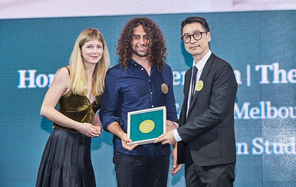 INDE Awards 2018 pattern studio award