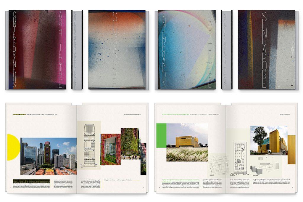 URA Contemporaneous Architecture book