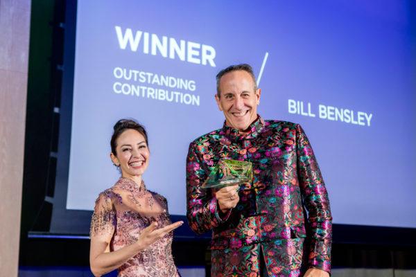 AHEAD Asia 2019 bill bensley awarded