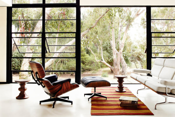 Eames Xtra Herman Miller Eames House