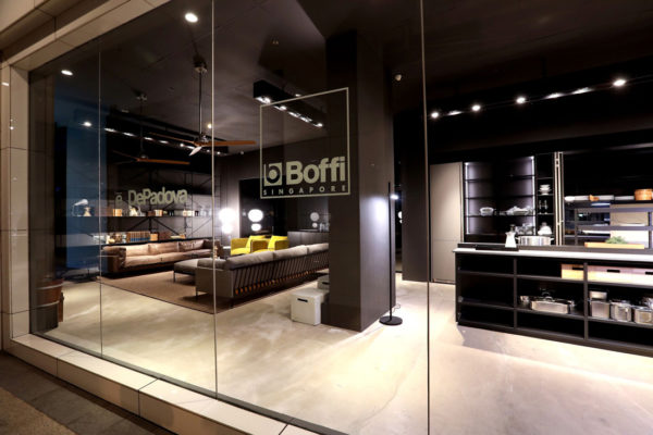 Boffi-Showroom