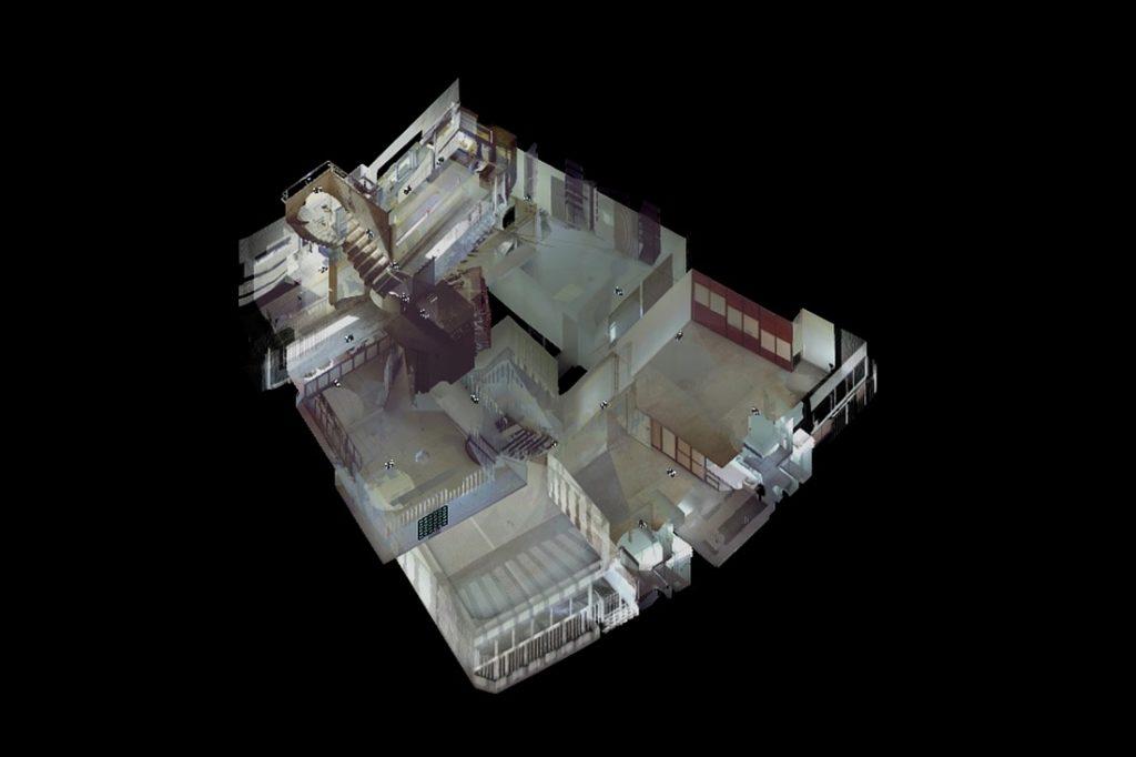 Capitaland Pearl Bank Apartments interior scan
