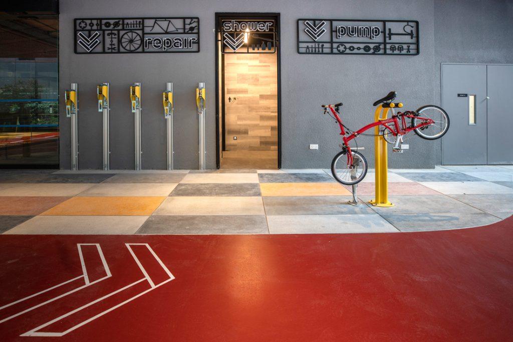 Funan_Bicycle-Hub