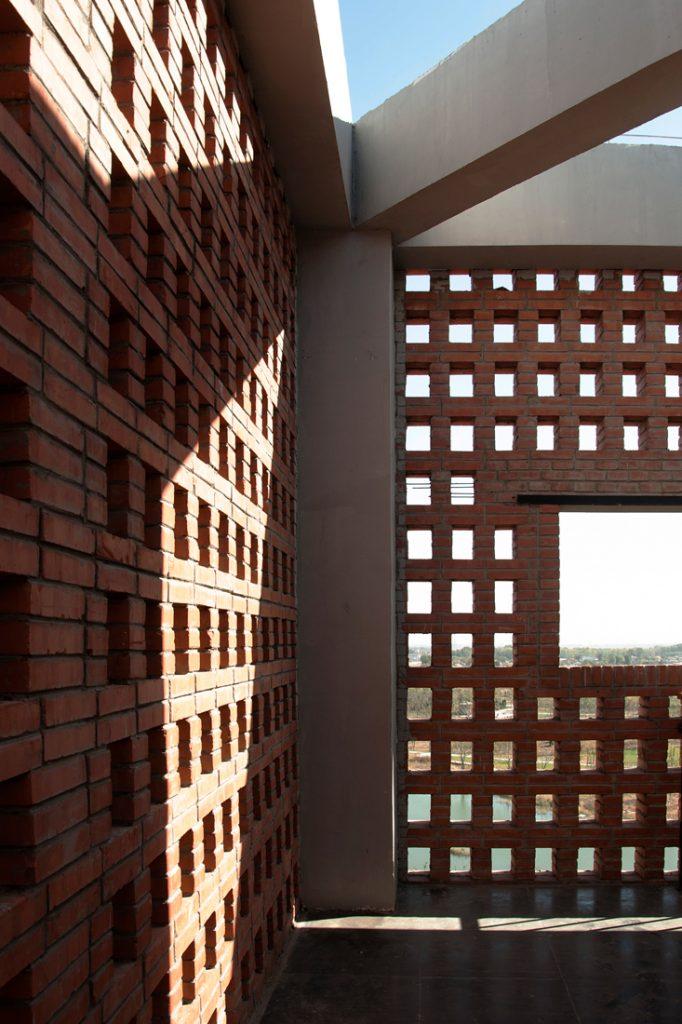 Tower of Bricks ventilation