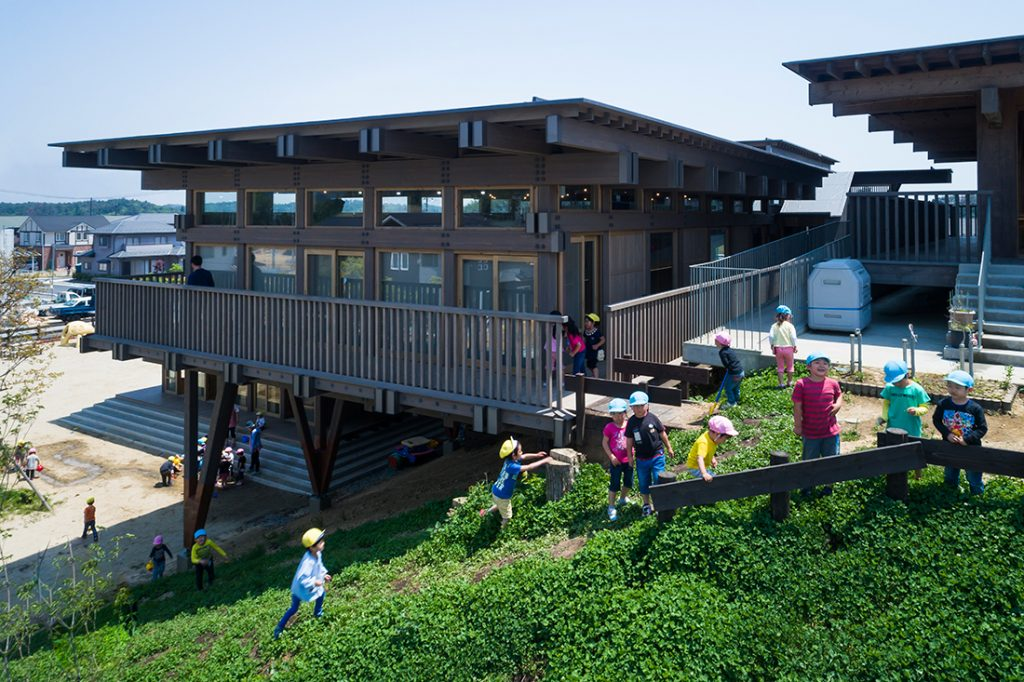 Tezuka Architects Asahi Kindergarten