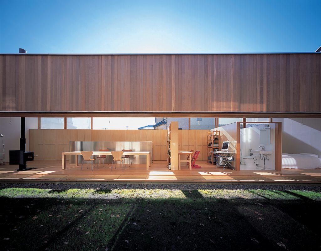 Tezuka Architects Engawa House