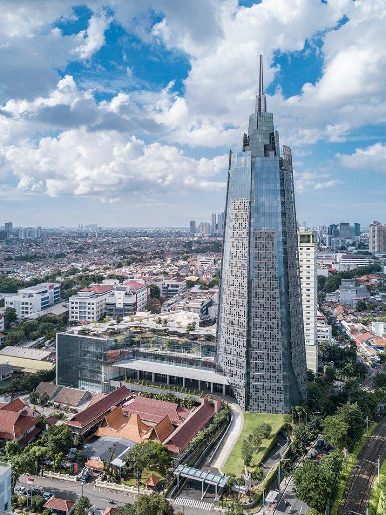 Budiman Hendropurnomo Kompas Towers DCM