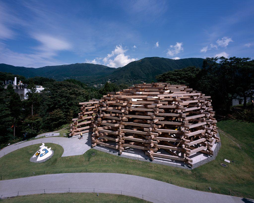 Tezuka Architects Woods of Net