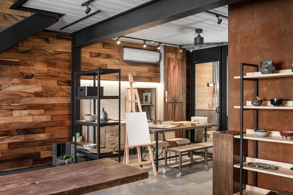 gallery house workshop