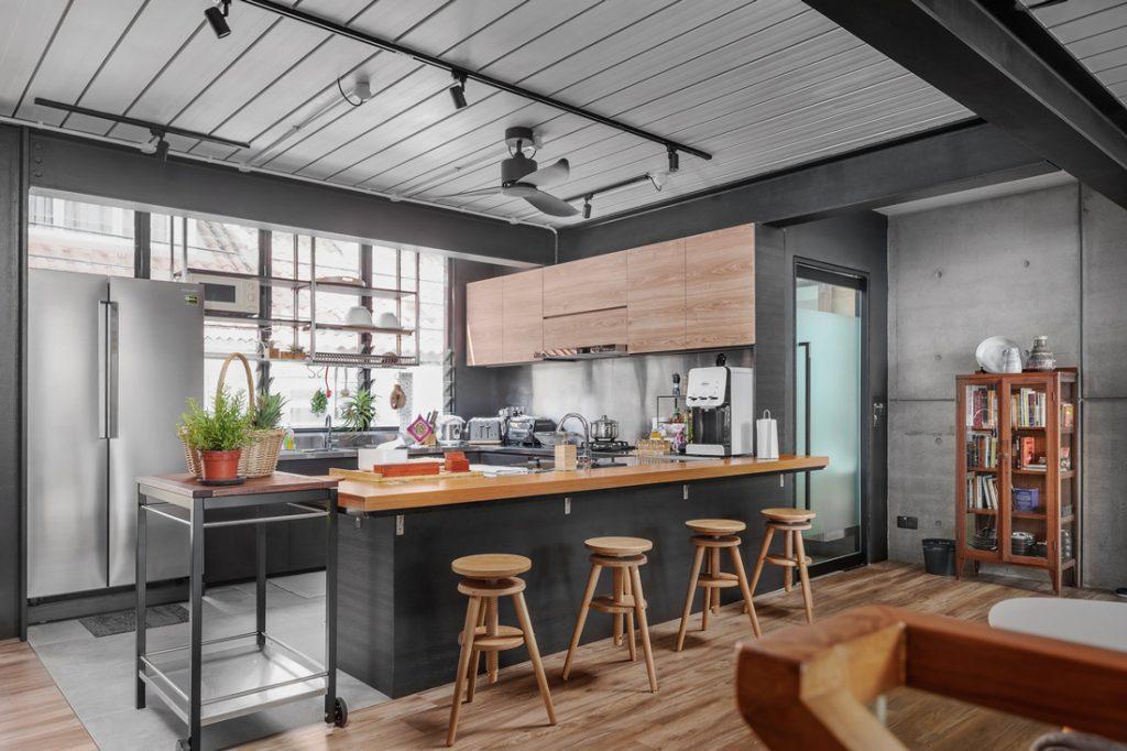 gallery house kitchen