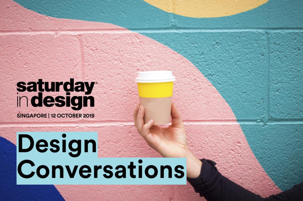 Design Conversations Saturday Indeisgn