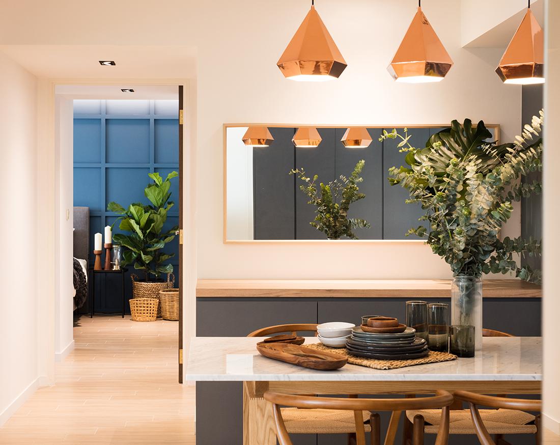 L Architects Lorong-Limau-Interior