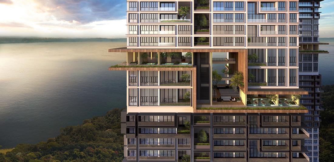 L Architects Seventh-Cove