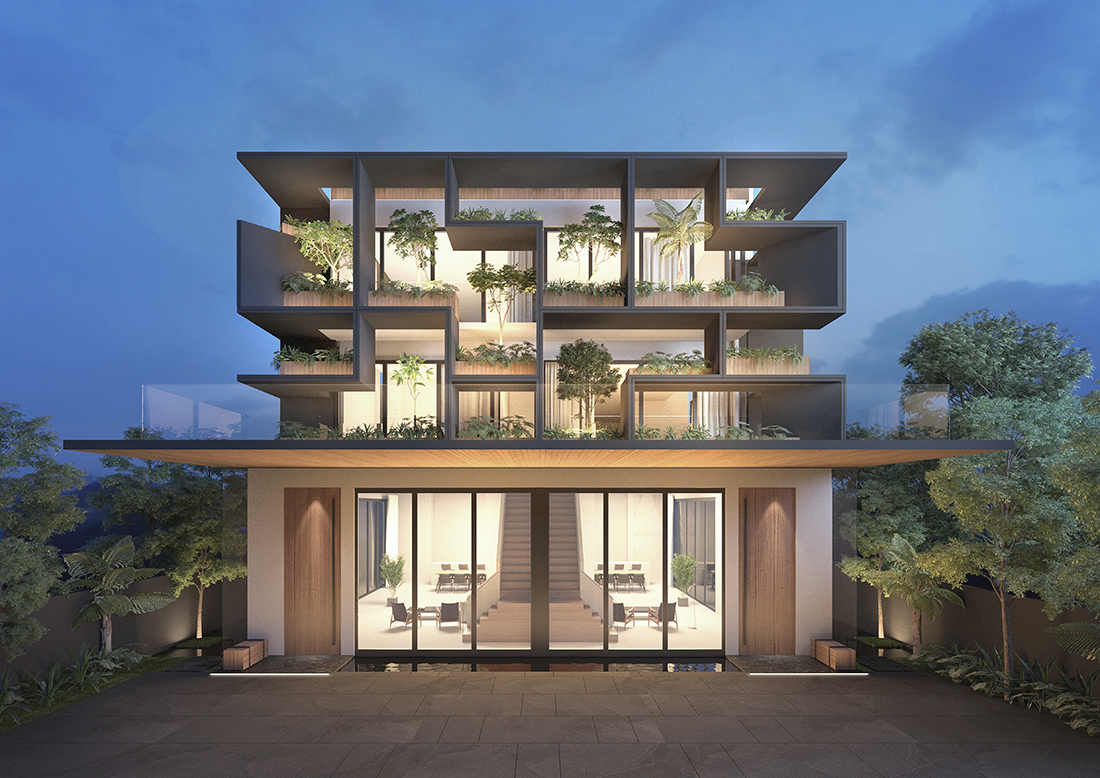 L Architects Tampines-Road