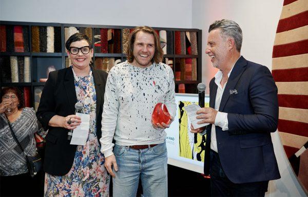 Designer Rugs Evolve Award