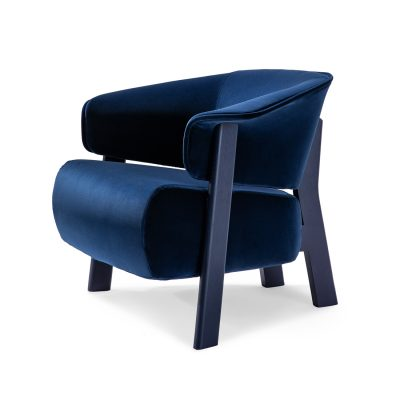 cassina back wing armchchair